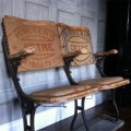 Cinema seats from the 19th century