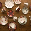 Toile Tableware from Creative Tops